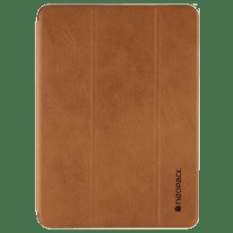 Neopack Trifold Smart Delta Flip Case for Apple iPad Mini 5 (50TNM5, Tan)_1