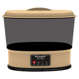 Faber FVP Oxypure 10 Fruit and Vegetable Purifier (Ozonizer, 131-0625-634, Blonde)_1