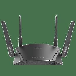 D-Link Exo AC1900 Smart Mesh Wi-Fi Router (DIR-1960, Black)_1