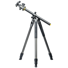 Vanguard Alta Pro 2 Plus Adjustable 173.22 cm Ball Head Tripod (Up to 7 Kg, Extra Stability, 263AB100, Grey)_1
