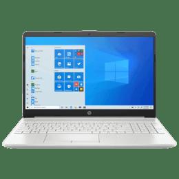 HP 15s-du2009tu 3R495PA Core i3 10th Gen Windows 10 Home Laptop (4 GB RAM, 1 TB HDD, Integrated Intel UHD Graphics, MS Office, 39.62cm, Natural Silver)_1