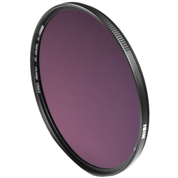 NiSi 72 mm Nano IR Neutral Density Filter (Ultra Thin Frame, ND1000, Black)_1