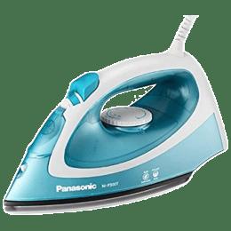 Panasonic 1780 Watt Steam Iron (NI-P300TASM, Blue)_1