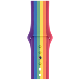 Apple Pride Edition 40 mm Apple Watch Strap (MY1X2ZM/A, Pride)_1