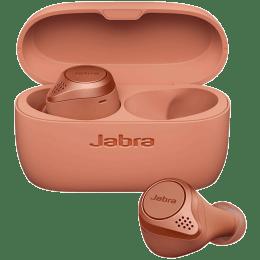 Jabra Elite Active 75t In-Ear Truly Wireless Earbuds with Mic (Bluetooth 5.0, Waterproof, 100-99091003-40, Sienna)_1