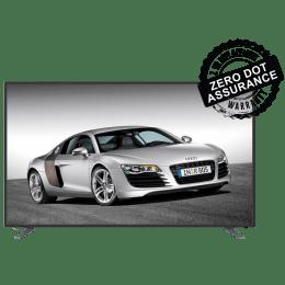 Croma 165 cm (65 inch) 4k Ultra HD LED Smart TV (CREL7339, Black)_1