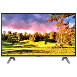 Panasonic Viera 81cm (32 Inch) HD LED Smart TV (TH-32HS580DX, Silver)_1