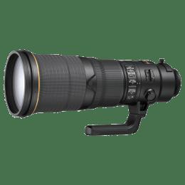 Nikon AF-S Nikkor 500 mm F4-F22 ED VR Lens (JAA533DA, Black)_1