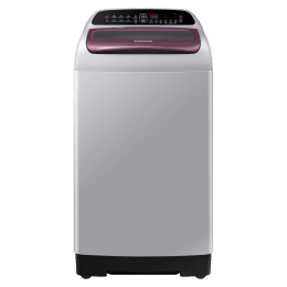 Samsung 6.5 Kg 5 Star Fully Automatic Top Load Washing Machine (WA65T4262FS/TL, Imperial Silver)_1