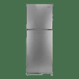 Croma 217 L 3 Star Frost Free Double Door Inverter Refrigerator (CRAR2521, Silver)_1