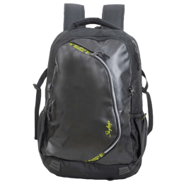 Skybags Xylo 01 30 Litres Polyester Backpack (LPBPXY1HBLK, Black)_1