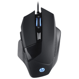 HP G200 Wired Gaming Mouse (7QV30AA, Black)_1
