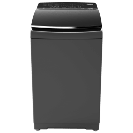 Whirlpool 7.5 kg Fully Automatic Top Loading Washing Machine (360 Bloomwash Pro, Graphite)_1