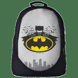 The Souled Store Batman- Arise Travel Backpack (Black)_1