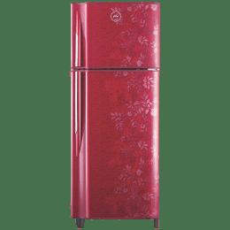 Godrej 240 L 2 Star Frost Free Double Door Refrigerator (RT EON 240 P 2.4, Lush Wine)_1
