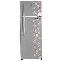 Godrej 290 L 3 Star Frost Free Double Door Refrigerator (RT EON 290 P 3.4, Silver Meadow)_1
