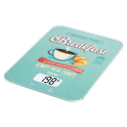 Beurer KS 19 Kitchen Weighing Scale (Blue)_1
