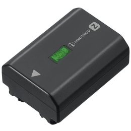 Sony Z-Series Rechargeable Battery Pack (NP-FZ100, Black)_1