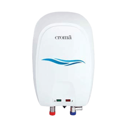 Croma 3 Litres Vertical Instant Water Geyser (CRAG8001, White)_1