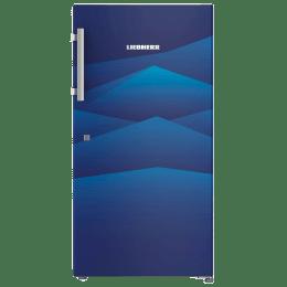 Liebherr 220 L 5 Star Direct Cool Single Door Refrigerator (Db 2240, Blue Landscape)_1