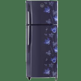 Godrej 260 L 2 Star Frost Free Double Door Refrigerator (RT EON 260 P 2.4, Magic Blue)_1