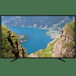 Hitachi 165 cm (65 inch) 4k Ultra HD LED Smart TV (LD65SYS04U-CIW, Black)_1