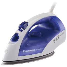 Panasonic 2320 Watt Steam Iron (NI-E510TDSM, Deep Blue)_1