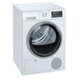 Siemens 7 kg Fully Automatic Front Loading Dryer (WT46N203IN, White)_1