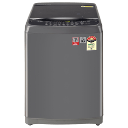 LG 7 Kg 5 Star Fully Automatic Top Load Washing Machine (T70SJMB1Z.ABMQEIL, Middle Black)_1