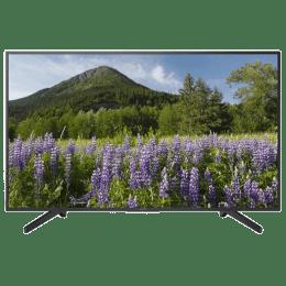Sony 124 cm (49 inch) 4k Ultra HD LED Smart TV (KD-49X7002F, Black)_1