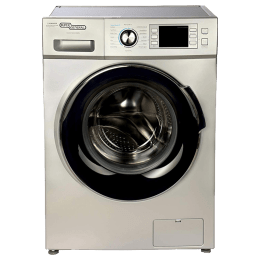 Super General 7 kg Fully Automatic Front Loading Washing Machine (SGWI7400CRMS, Silver)_1