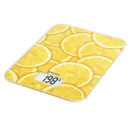 Beurer Lemon KS 19 Kitchen Weighing Scale (Yellow)_1