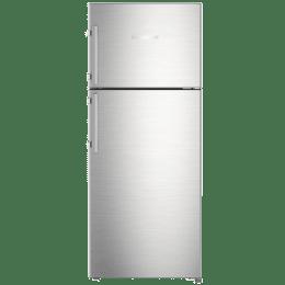 Liebherr 265 L 4 Star Frost Free Double Door Inverter Refrigerator (TCss 2620, Stainless Steel)_1