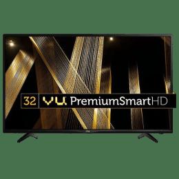 Vu 80 cm (32 inch) HD Ready LED Smart TV (32D6475, Black)_1