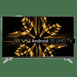Vu 140 cm (55 inch) 4k Ultra HD LED Smart TV (55UH7545, Black)_1