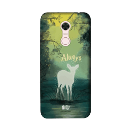 The Souled Store Harry Potter - Always Polycarbonate Mobile Back Case Cover for Xiaomi Redmi Note 5 (84927, Multicolor)_1