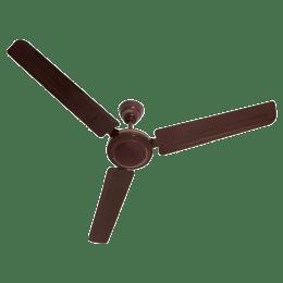 Usha Swift 1200 mm 3 Blade Ceiling Fan (Brown)_1
