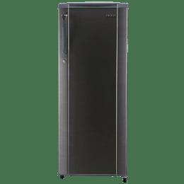 Croma 190 L 3 Star Direct Cool Single Door Refrigerator (CRAR0212V.1, Silver)_1