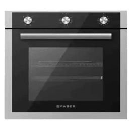 Faber 80 Litres Built-in Oven (4 Cooking Functions, FBIO 80L 4F, Black)_1