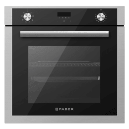 Faber 80 Litres Built-in Oven (Digital Display, FBIO 80L 8F, Black)_1