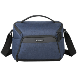 Vanguard Vesta Polyester Camera Bag (Aspire 25 NV, Navy Blue)_1