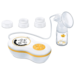 Beurer Breast Pump (Vacuum Technology, BY 40, White)_1