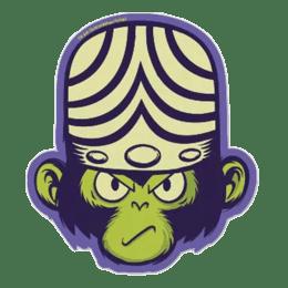 The Souled Store Powerpuff Girls Mojo Jojo Sticker (Multicolor)_1