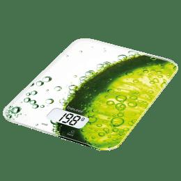 Beurer Fresh KS 19 Kitchen Weighing Scale (Green)_1
