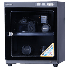Photron Dry Cabinet For DSLR Cameras & Lens (5 Watts Power,PH-ED-40, Black)_1