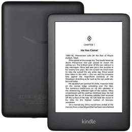 Amazon Kindle 10th Gen WiFi e-Reader (15.24 cm (6 Inches), 512MB RAM, 8GB ROM, B07FQ4Q7MB, Black)_1