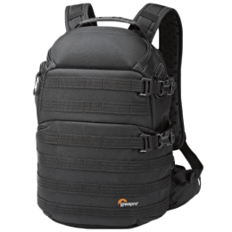 Lowepro ProTactic 350 AW Polyester Camera Backpack for DSLR (Black)_1