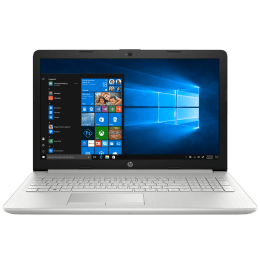 HP 15-da0327TU 5AY25PA#ACJ Core i3 7th Gen Windows 10 Home Laptop (4 GB RAM, 1 TB HDD, Intel HD 620 Graphics, MS Office, 39.62cm, Natural Silver)_1