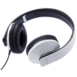 Toshiba Fold-able Wired Headset (RZE-D200H, White)_1