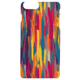 Cangaroo Chalc Colourful Textured Polycarbonate Hard Back Case Cover for Apple iPhone 7 Plus/8 Plus (HD_i7P_Kri_023_ABTSTRIP, Multicolor)_1